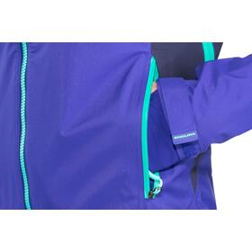 Endura MT500 II Waterdichte Jas Dames, cobalt blue